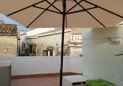 Casa Vacanze Affittacamere La Terrazza Sul Vicolo